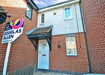 Thumbnail 2 bed terraced house for sale in Woodhatch Close, Beckton, London