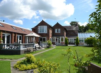 Thumbnail 5 bed detached house for sale in Manchester Road, Wilmslow