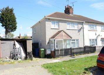 Thumbnail 3 bedroom semi-detached house for sale in Melba Gardens, Tilbury, Essex