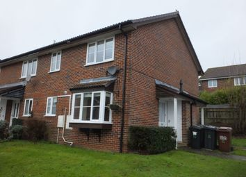 Thumbnail 1 bed semi-detached house to rent in Hopfield Gardens, Uckfield