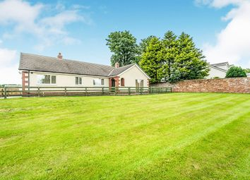 Thumbnail 3 bed bungalow for sale in East Park, Crofton, Thursby, Carlisle