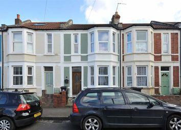 Thumbnail 2 bedroom terraced house for sale in St Werburghs Road, St Werburghs, Bristol