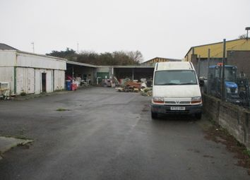 Thumbnail Light industrial to let in Secure Compound, New Road, Porthcawl