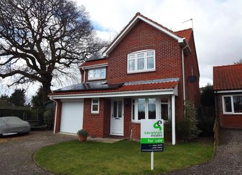 Thumbnail 4 bedroom property for sale in Oxcroft, Acle, Norwich