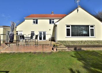 Thumbnail 3 bed detached house for sale in Old Mill Road, Roughton, Norwich