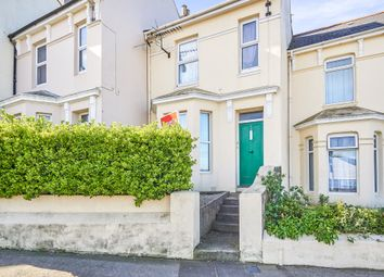 Thumbnail 1 bedroom flat for sale in Oakfield Terrace Road, Plymouth