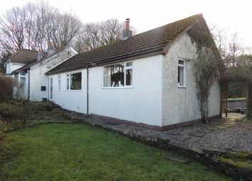 Thumbnail 3 bed semi-detached bungalow for sale in Glossop Road, Marple Bridge, Stockport