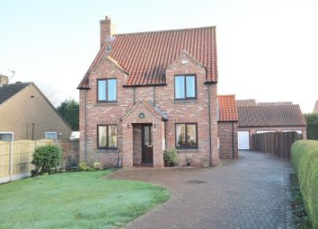 Thumbnail 4 bed detached house for sale in Landing Lane, Hemingbrough, Selby