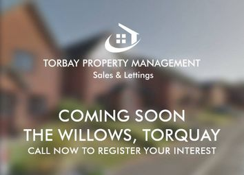 Thumbnail 3 bedroom semi-detached house to rent in The Willows, Torquay