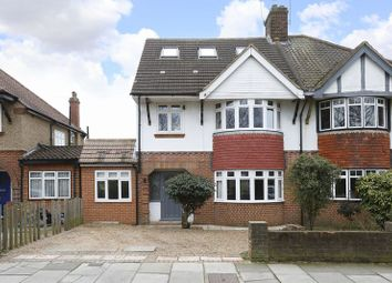 Thumbnail 4 bed semi-detached house for sale in Wricklemarsh Road, London SE3.