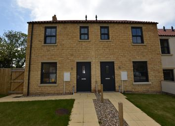 Thumbnail 3 bed end terrace house for sale in Manor Garth, Main Street, Seamer