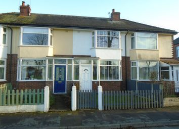 Thumbnail 3 bedroom terraced house for sale in Grasmere Road, Shrewsbury
