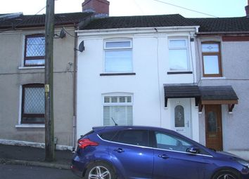 3 bed terraced house for sale in 10 East Street, Goytre, Port Talbot. SA13