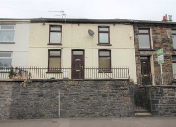 Thumbnail 2 bedroom terraced house for sale in Ystrad Road, Ystrad, Pentre