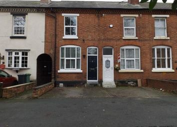 Thumbnail 2 bedroom terraced house for sale in Dandys Walk, Walsall, West Midlands