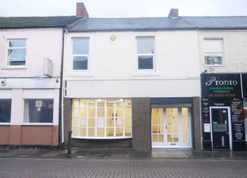Thumbnail Commercial property to let in Bowes Street, Blyth