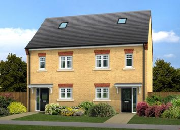 "Thumbnail 3 bedroom detached house for sale in ""The Derwent"" at Littleworth Lane, Barnsley"