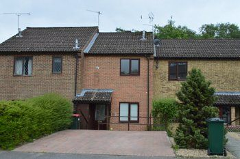 Thumbnail 2 bed terraced house to rent in Brooklands Road, Crawley, West Sussex
