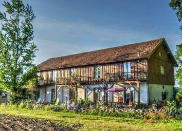 Thumbnail 9 bed barn conversion for sale in Montpon-Ménestérol, Dordogne, 24700, France