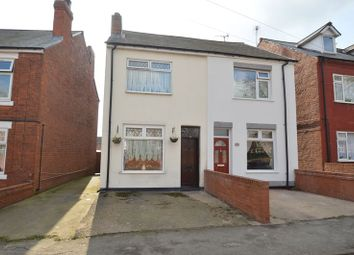 Thumbnail 3 bedroom terraced house for sale in Langwith Road, Shirebrook, Mansfield