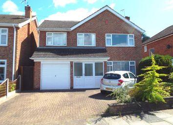 Thumbnail 4 bed detached house for sale in Denewood Avenue, Bramcote, Nottingham, Nottinghamshire