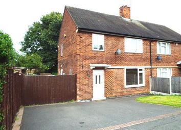 Thumbnail 3 bed semi-detached house for sale in Park Crescent, Wollaton, Nottingham, Nottinghamshire