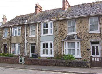 Thumbnail 3 bedroom terraced house for sale in Causeway, Beer, Seaton, Devon