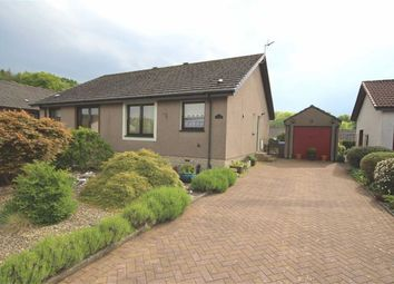 Thumbnail 2 bed bungalow for sale in 4, Crichton Way, Cupar, Fife