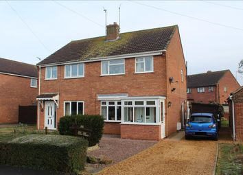 Thumbnail 3 bed property to rent in John Davis Way, Watlington, King's Lynn