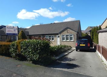 Thumbnail 3 bed semi-detached bungalow for sale in The Warings, Nelson, Lancashire