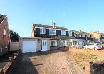 Puxton Drive, Kidderminster DY11. 3 bed semi-detached house for sale
