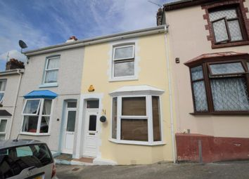Thumbnail 2 bed terraced house for sale in Welsford Avenue, Plymouth, Devon