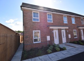 Thumbnail 3 bed end terrace house to rent in Brompton Lane, Auckley, Doncaster