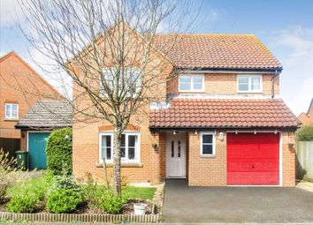 4 bed detached house for sale in Crombie Close, Hawkinge, Folkestone CT18