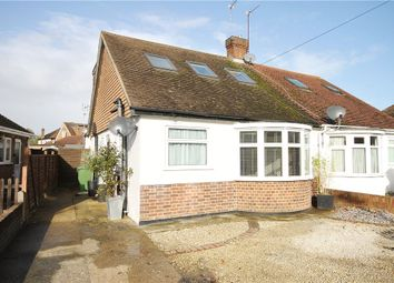 Thumbnail 4 bed semi-detached house for sale in Westbourne Road, Staines-Upon-Thames, Surrey