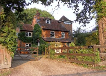 Thumbnail 4 bed detached house for sale in Clay Lane, Beenham, Reading, Berkshire