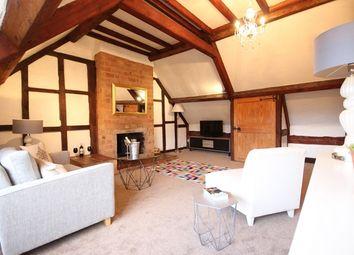 Thumbnail 2 bedroom flat to rent in Main Street, Bishampton, Pershore