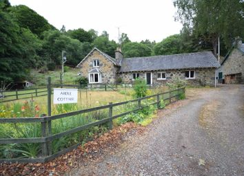 Thumbnail 5 bed cottage for sale in Ardle Cottage, Bridge Of Cally, Blairgowrie