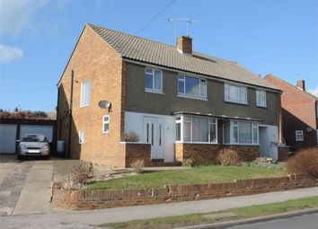 Thumbnail 3 bed semi-detached house for sale in Claxton Road, Bexhill On Sea, East Sussex