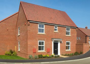 "Thumbnail 3 bed end terrace house for sale in ""Hadley"" at Fosse Road, Bingham, Nottingham"