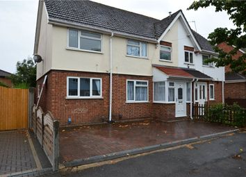 Thumbnail 4 bed property for sale in Barlee Crescent, Uxbridge, Cowley