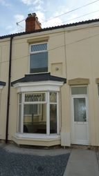 Thumbnail 2 bedroom terraced house to rent in Eastern Villas, Hull