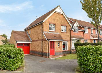 Thumbnail 3 bed end terrace house for sale in Merritt Gardens, Chessington