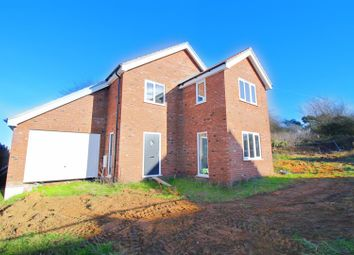 Thumbnail 3 bed detached house for sale in Seaview Crescent, Sheringham