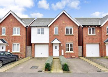 Thumbnail 4 bed detached house for sale in Easton Drive, Sittingbourne, Kent