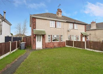 Thumbnail 2 bed semi-detached house for sale in The Ridge, Blackwell, Alfreton