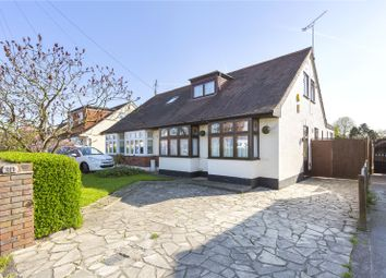 Thumbnail 4 bed bungalow for sale in Lodge Lane, Collier Row