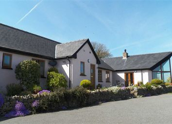 Thumbnail 3 bed detached bungalow for sale in Llansadurnen, Laugharne, Carmarthen