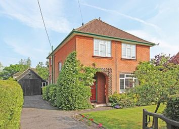 Thumbnail 3 bed detached house for sale in Fathersfield, Brockenhurst
