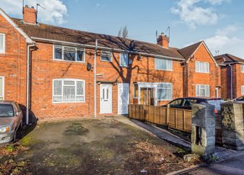 Thumbnail 3 bedroom terraced house for sale in Broadway West, Walsall
